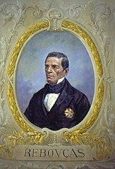 Retrato de Antônio Pereira Rebouças