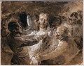 Domingos antónio de sequeira, bacio di giuda, 1820-30 ca.jpg