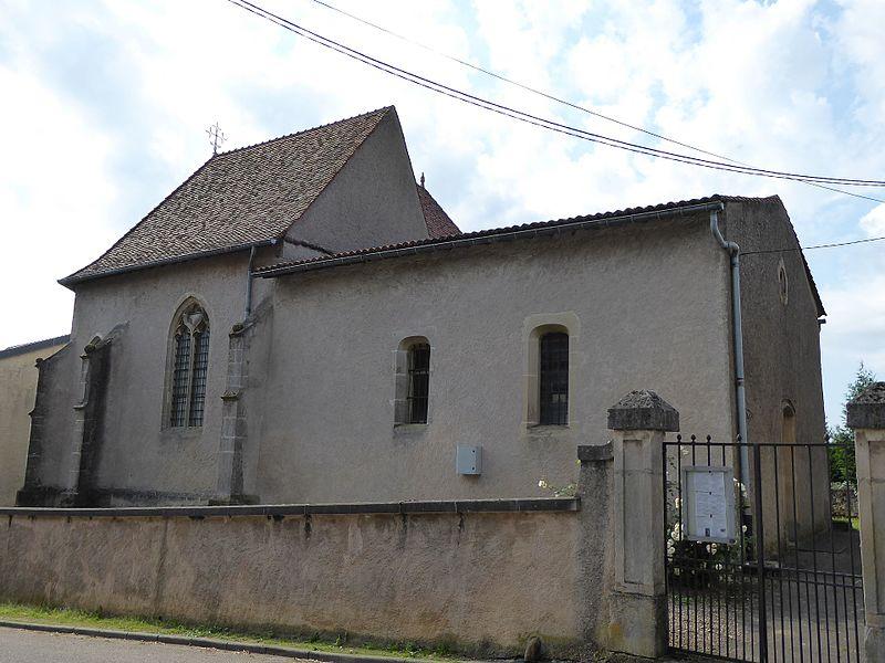 Église Saint-Martin de Dommartin-sous-Amance