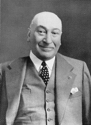 Angelo Donati - Angelo Donati in the Fifties