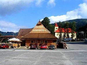 Donovaly - Image: Donovaly Slovakia
