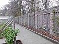 Doorn - Hydepark Moestuin Noordelijke moestuinmuur RM530577.JPG