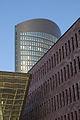 Dortmund-Innenstadt Bibliothek und RWE Tower.jpg
