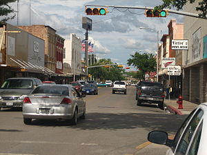 Eagle Pass, Texas - Image: Downtown Eagle Pass IMG 0266