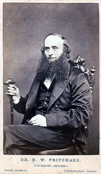 Edward William Pritchard - Convicted murderer