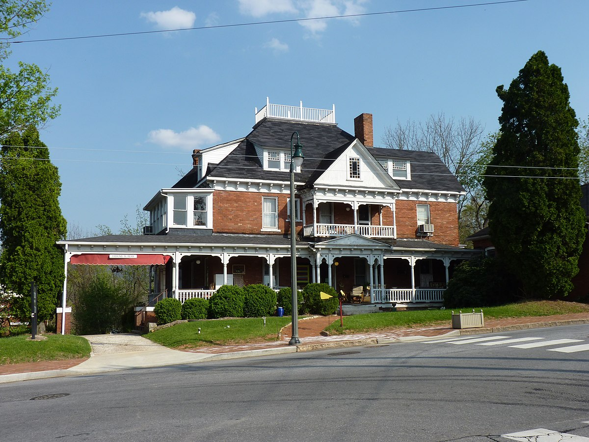 Dr J Howell Way House Wikipedia