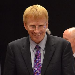 Phil Hammond General Practitioner, broadcaster, and comedian