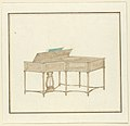 Drawing, Design for a Marquetry Piano Case, November 1916 (CH 18557515).jpg