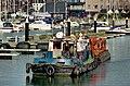 Dredging Bangor marina - geograph.org.uk - 2120913.jpg