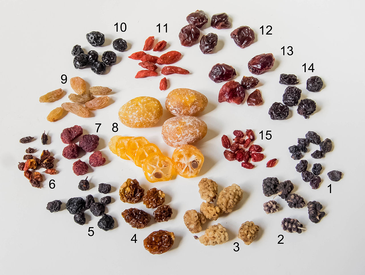 are berries fruit healthy dry fruits