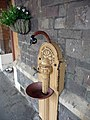 Drinking fountain at Minehead station - geograph.org.uk - 1714715.jpg