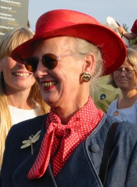 Dronning Margerethe 5 sep 2004