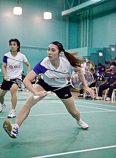 Kunchala Voravichitchaikul Badminton player