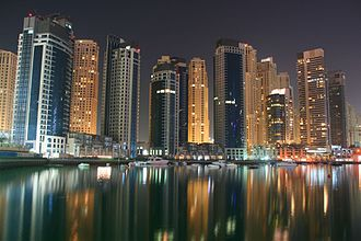 Dubai Marina - Dubai Marina Towers