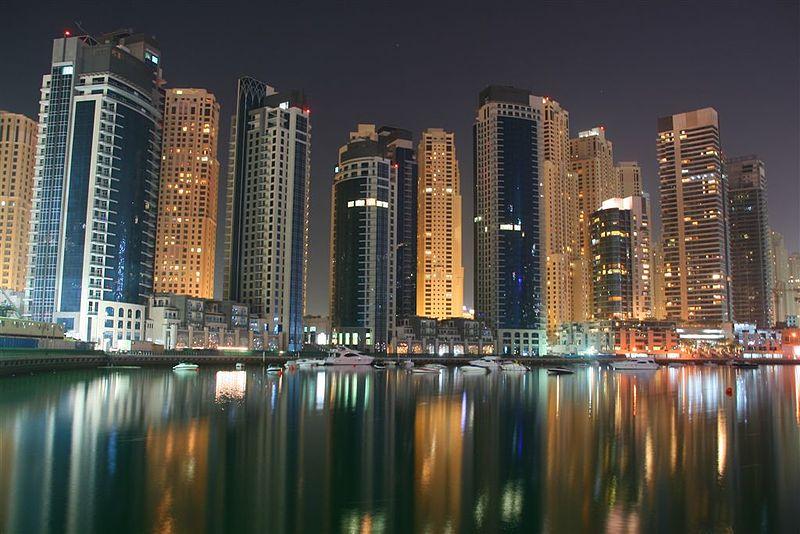 Bairros em Dubai