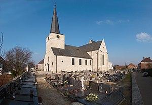 Duisburg, Tervuren - Image: Duisburg Tervuren church B