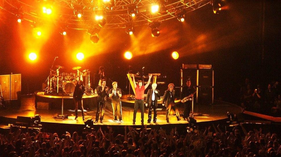 Duran Duran NYC 2005