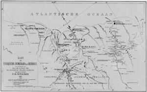 Capture of Demerara and Essequibo - Image: Dutch colonies Guyana
