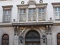 Dwelling building. Listed ID 486. Portal, detail. - 6, József Attila St., Budapest District V.JPG