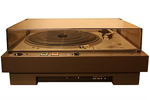 Elektro-Mess-Technik - EMT 938 Turntable