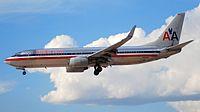 N914AN - B738 - American Airlines