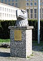 Eagle Head Wilhelm Lemke Eagle Square Tempelhof Berlin.JPG