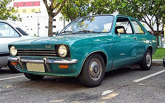 Chevrolet Chevette - Early Brazilian Chevette