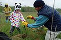 Earth Day Girl Scout Tree Planting 2012 (6957555972) (2).jpg