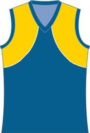 2012 Foxtel Cup - Image: East Coast Eagles jumper nologo