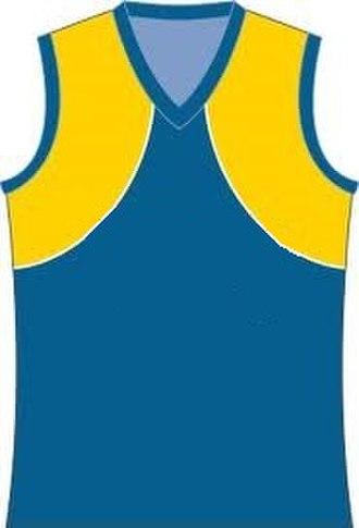 2012 Foxtel Cup - Image: East Coast Eagles jumper nologo