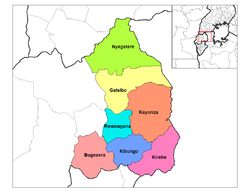East Province districts.png