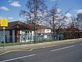 East Wickham Infant and Nursery School, Wickham Street, Welling, Kent - geograph.org.uk - 147205.jpg