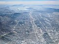 East side of the Wasatch Front, Salt Lake City.jpg