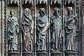 Ebrasement droit porte centrale portail ouest cathedrale de Strasbourg.jpg