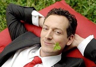 Eckart von Hirschhausen German comedian