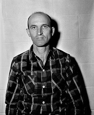 Edgar Ray Killen - Booking photo, late 1964
