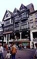 Edinburgh Woollen Mill, Scholl and Ernest Jones, Eastgate Street - geograph.org.uk - 794068.jpg