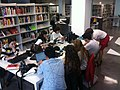 Edit-a-thon and Backstage Pass at Museu del Disseny de Barcelona- April 2014 (37).JPG