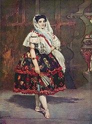 Édouard Manet: Lola de Valence