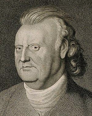 Edward Waring - Edward Waring (ca. 1736–1798). Portrait by Thomas Kerrich, 1794.