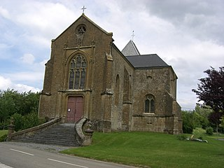Autruche Commune in Grand Est, France