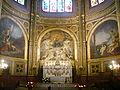 Eglise di Saint Eustache cappella della madonna.JPG