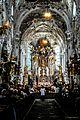 Ehemalige Kloster Stitfskirche Rottenbuch im Allgäu - Festlicher Gottesdienst (9718791356).jpg