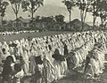 Eid Prayers in open field, Wanita di Indonesia p117 (Ministry of Information).jpg