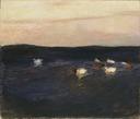 Eider Ducks (Bruno Liljefors) - Nationalmuseum - 18506.tif
