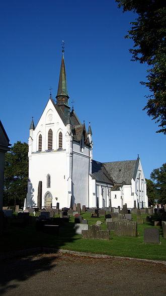 Eidsberg Church - Image: Eidsbergkirke 2