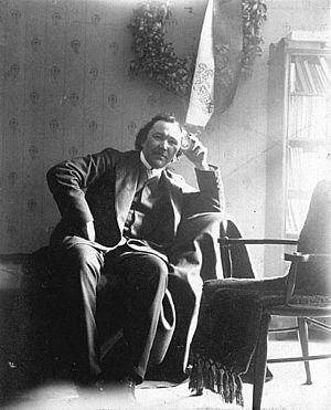 Eino Leino - Eino Leino in 1912