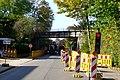Eisenbahnbruecke , Taruper Hauptstrasse , Okt 2018 , Bild 2.jpg