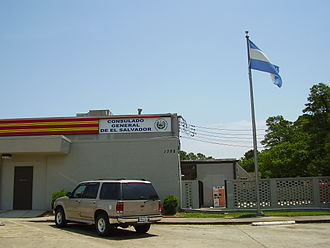 History of the Central Americans in Houston - Consulate-General of El Salvador in Houston