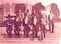 El gobernador de Tucumán, Juan Baustista Bascary y su gabinete de gobierno. Año 1918.jpg